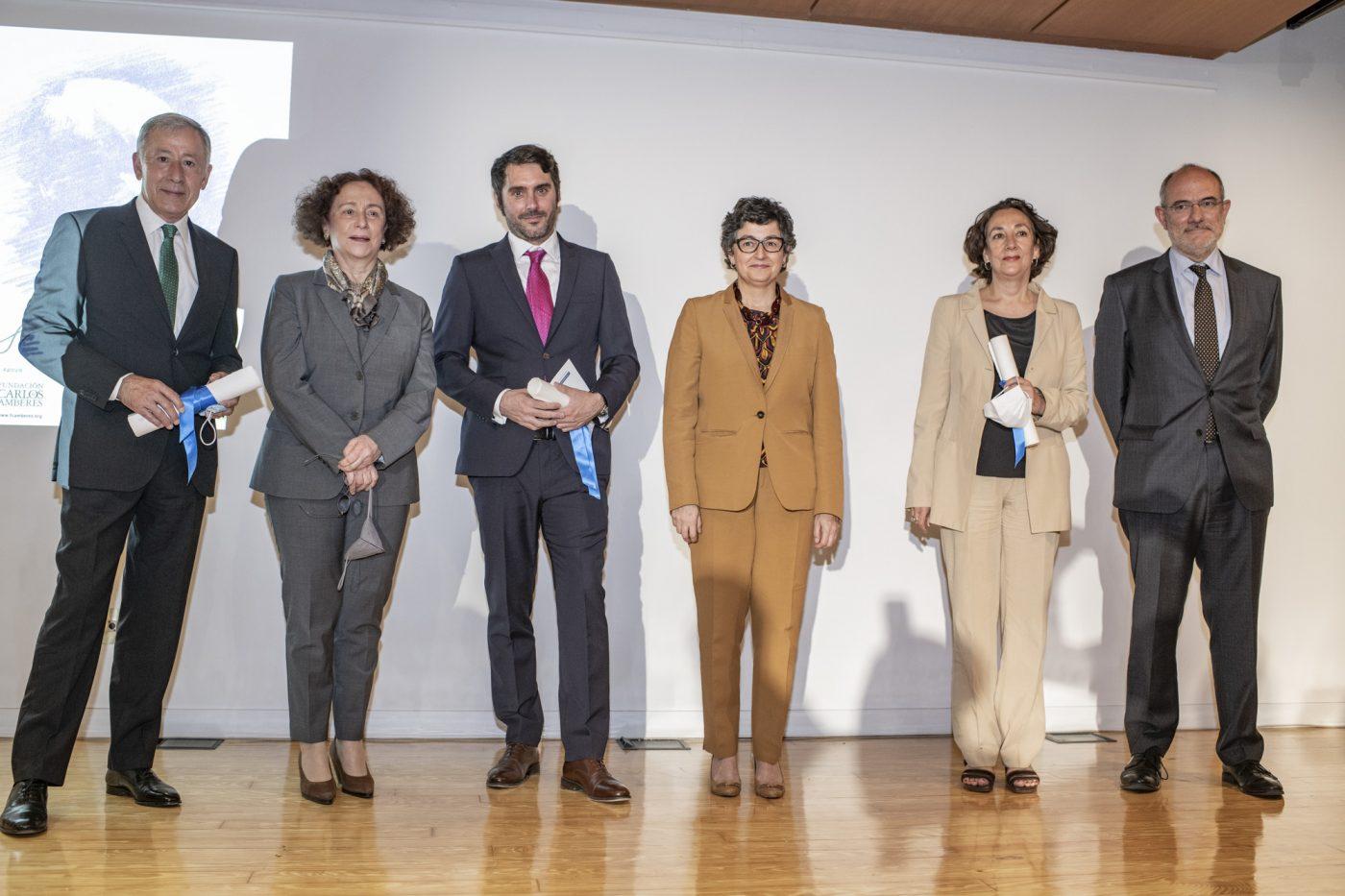 XXVII Premio de Periodismo Europeo 'Salvador de Madariaga'