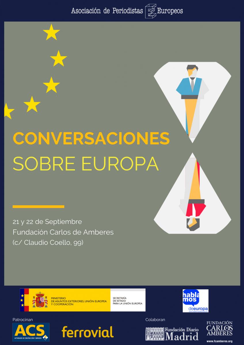 Conversaciones sobre Europa II