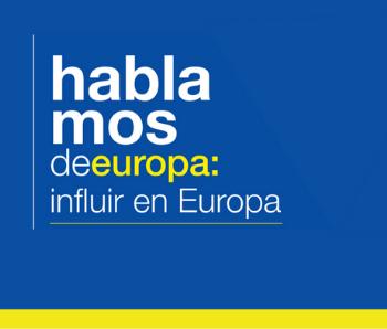 DIÁLOGOS SOBRE LA DIGITALIZACIÓN EN EL FUTURO DE EUROPA