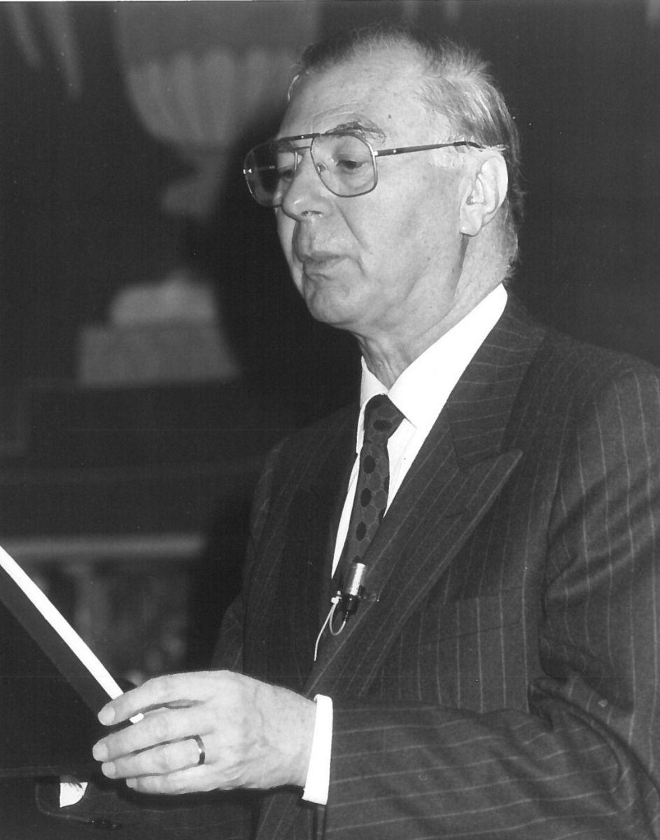 I Carlos de Amberes Commemorative Lecture