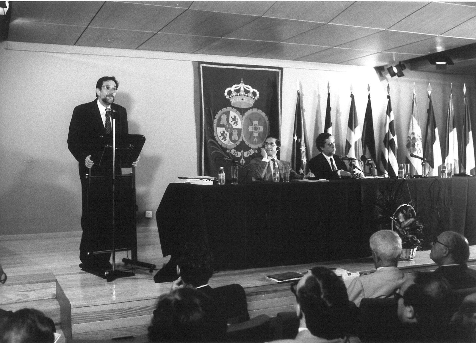 IV Carlos de Amberes Commemorative Lecture