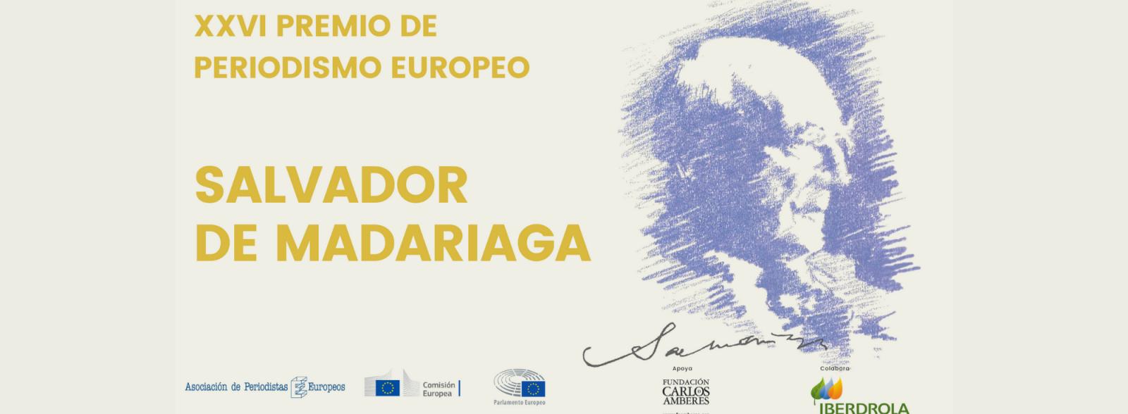XXVI Premio Salvador Madariaga