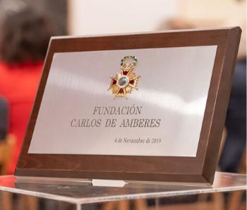 Placa de Honor de la Real Orden de Isabel la Católica