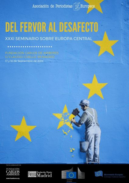 XXXI Seminario sobre Europa Central. Del fervor al desafecto