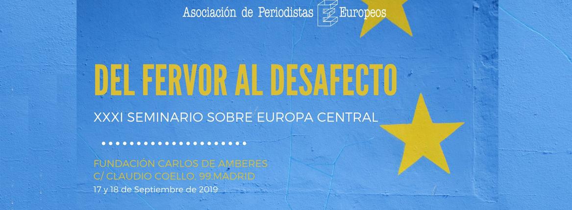 XXXI Seminario Europa Central