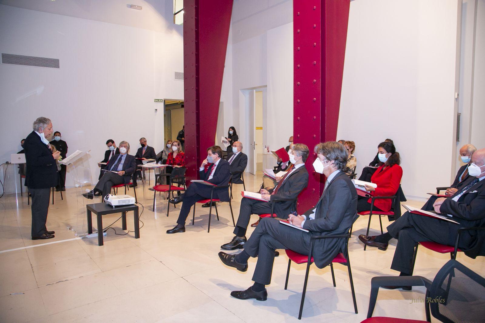 Junta Real Diputación 3 de noviembre