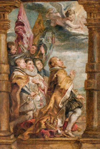 Descubrimiento Rubens