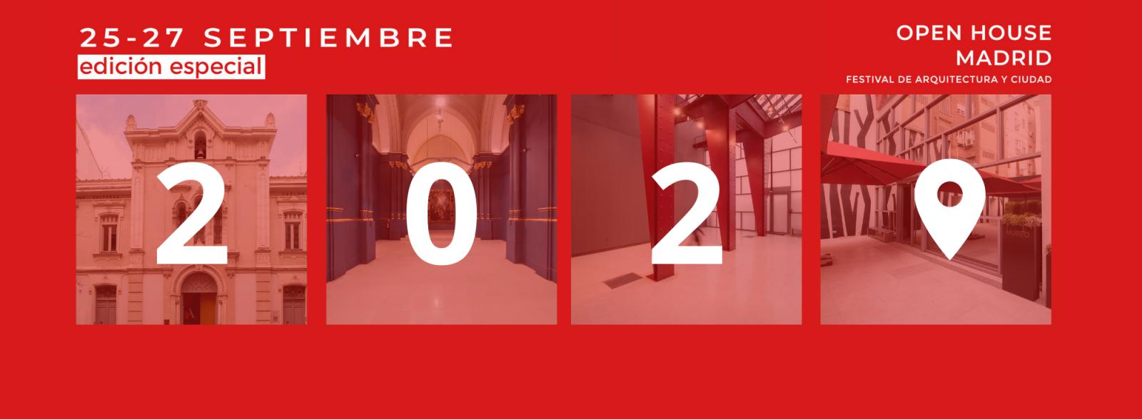 Open House Madrid 2020