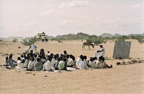 Problemas y soluciones para el continente africano: Infraestructuras, agua y cooperación