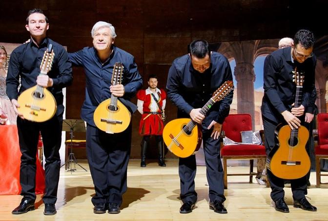Ara Iovis Quartet - Plectro Suite