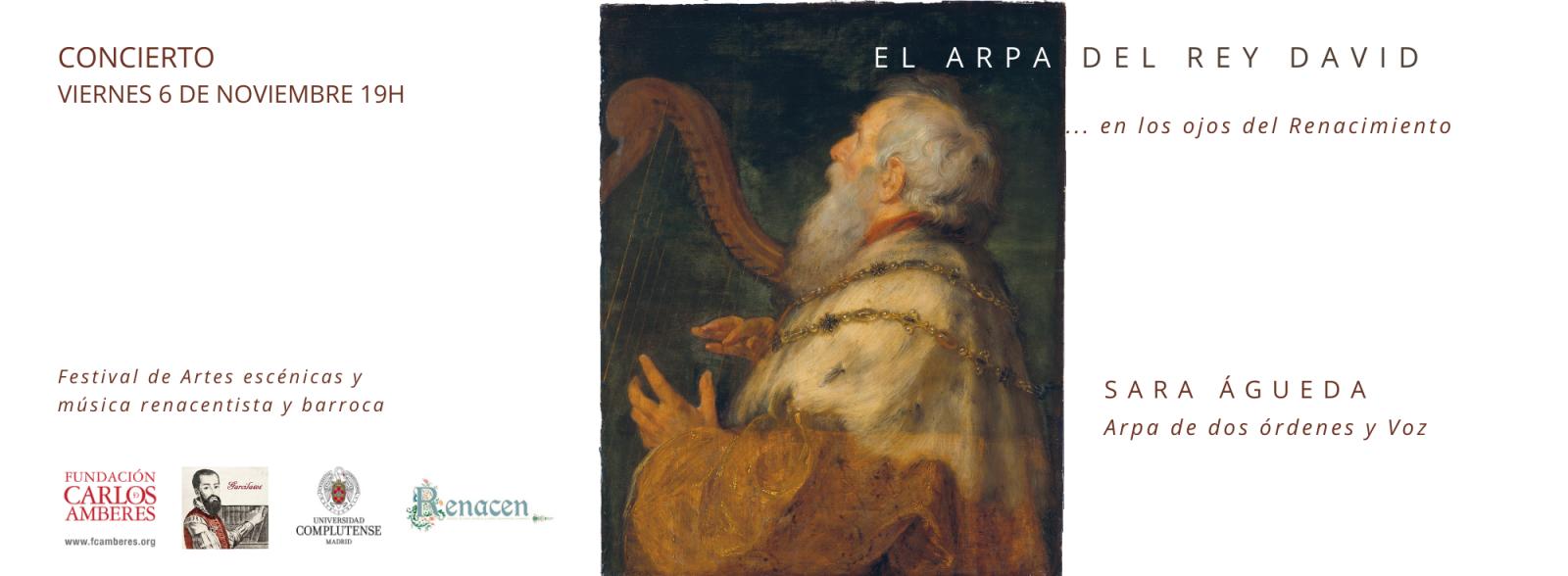 EL ARPA DEL REY DAVID