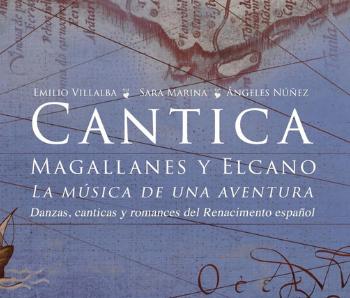 CANTICA. MAGALLANES Y ELCANO