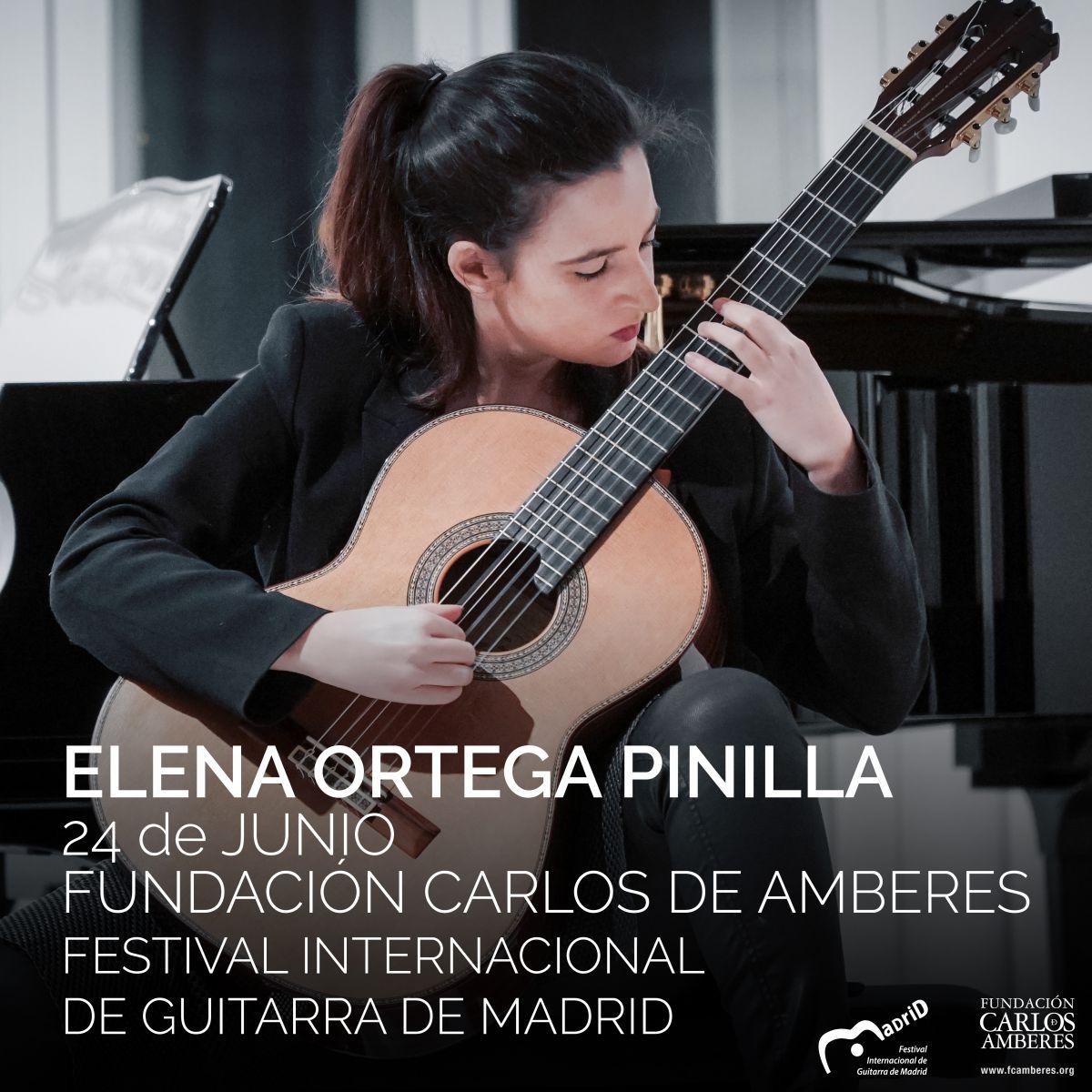 Festival Internacional de Guitarra - Elena Ortega