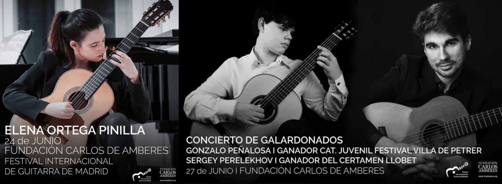 Festival Internacional Guitarra Madrid