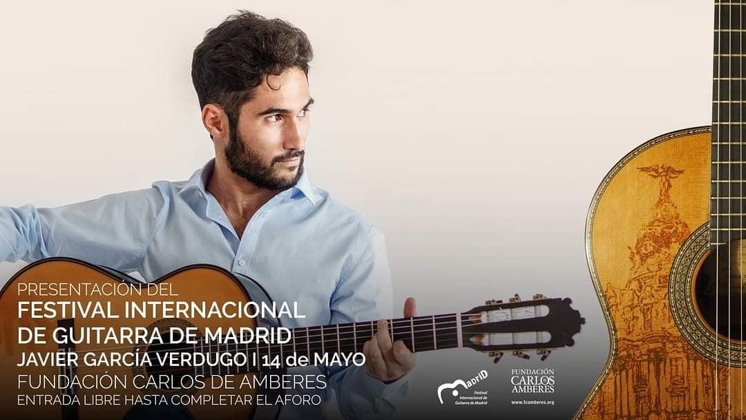 Presentación Festival Internacional Guitarra Madrid