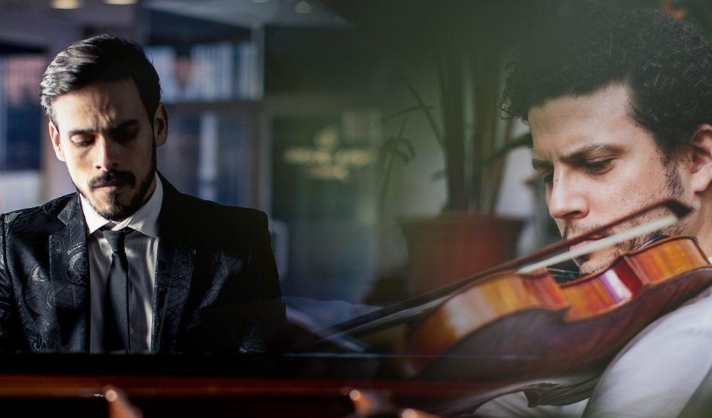 Franck | Beethoven Sonatas