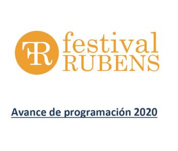 Festival Rubens SEGUNDA EDICIÓN