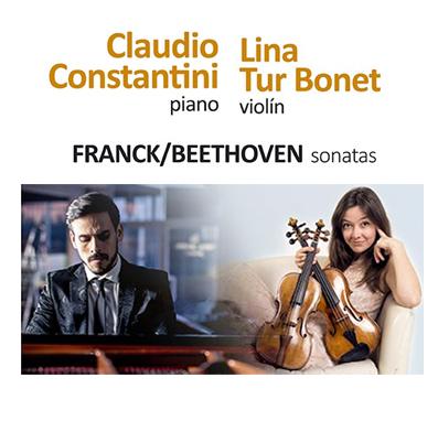 Franck   Beethoven Sonatas