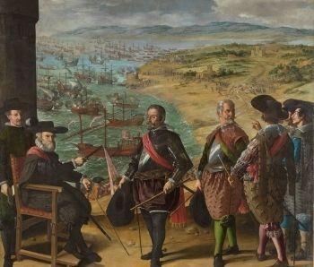 NOCHE DE LOS LIBROS. CÁDIZ 1625.
