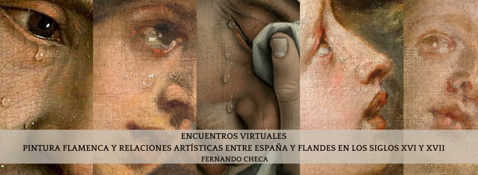 Curso Fernando Checa - Pintura Flamenca