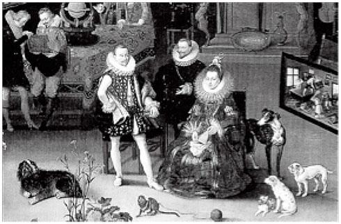 Seminario ''De puño y letra; Cartas, retratos y obsequios en la comunicación de las mujeres Habsburg