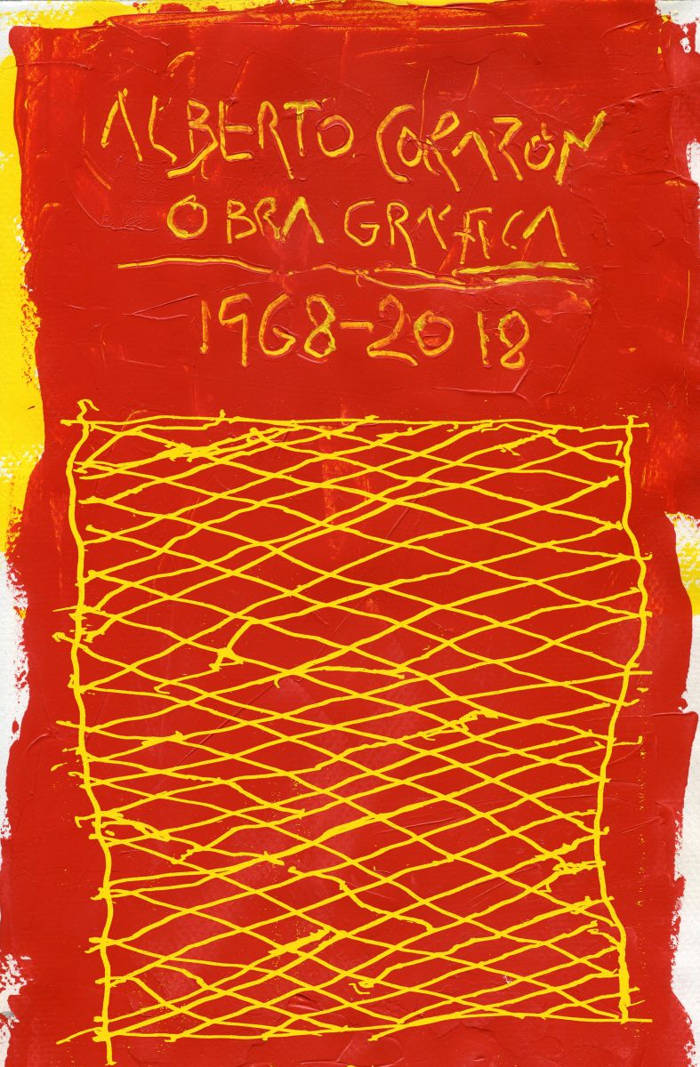 Alberto Corazón. Obra gráfica. 1968-2018