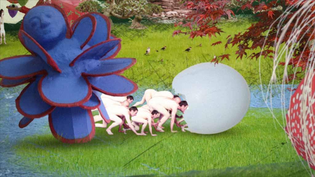 NOCHE EN BLANCO 2008. Exposición, danza, Vídeo arte.