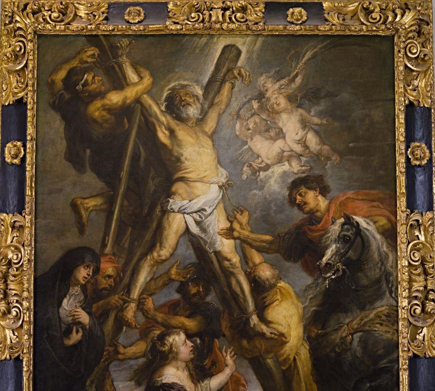 The Martyrdom of Saint Andrew
