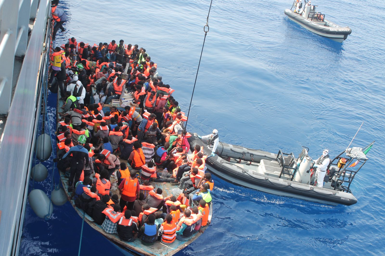 La crisis de los refugiados: diálogo Francia-España