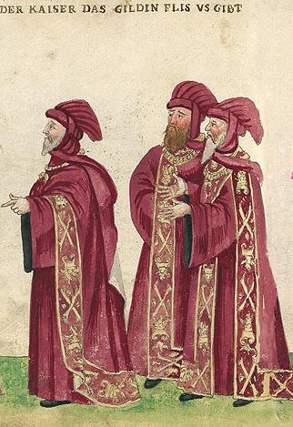 LA ORDEN DEL TOISÓN DE ORO y sus soberanos (1430-2011)